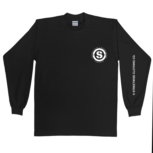 Sniper Shot Long Sleeve (Black)