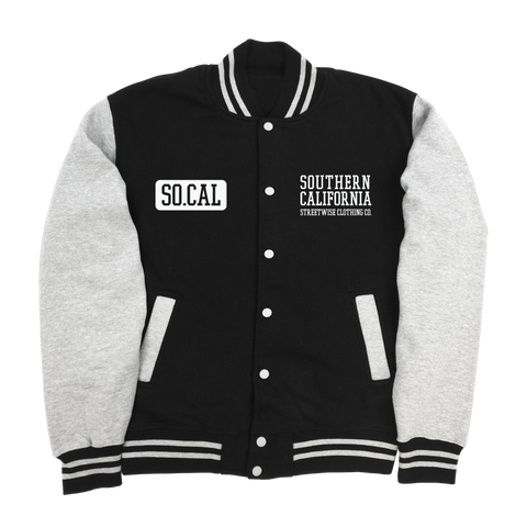 Southern Cali Jacket (Gray/Black)