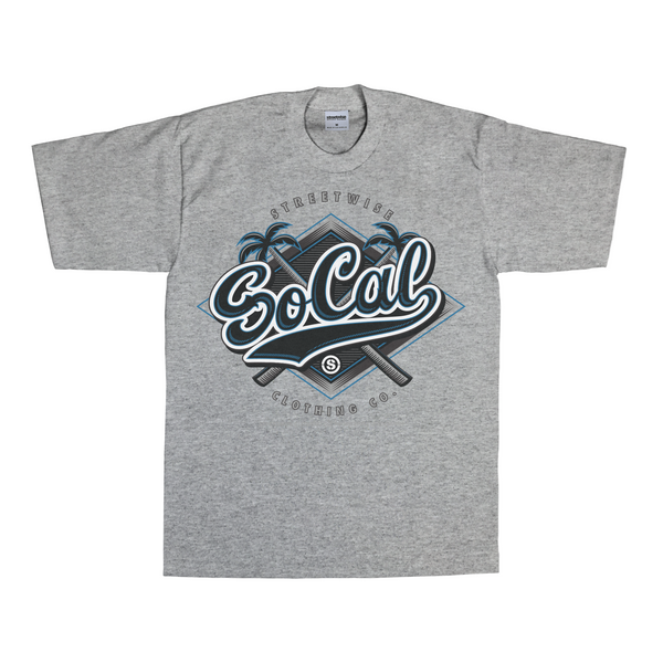 So Cal Team T-Shirt (Gray)