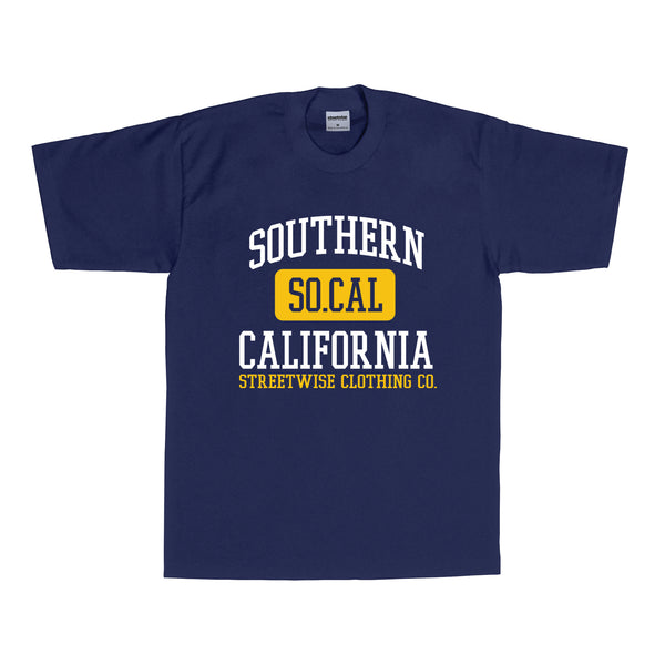 Souther Cali T-Shirt (Navy)