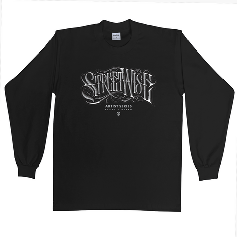 Stainless Long Sleeve (Black)