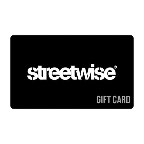 Streetwise Online Gift Card