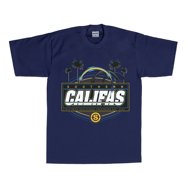 South Califas T-Shirt (Navy)
