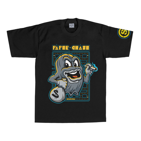 The Chase T-Shirt (Black)