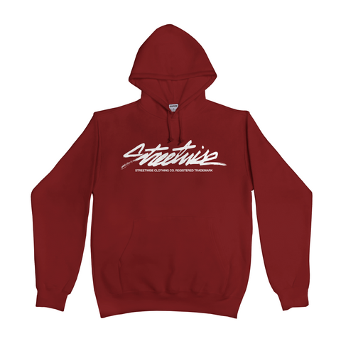 The Flow Hoody (Burgundy)