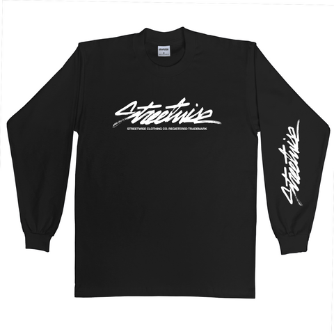 The Flow Long Sleeve (Black)