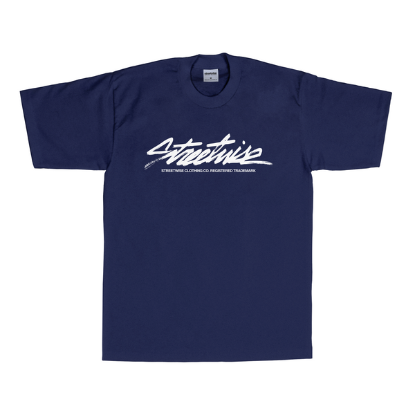 The Flow T-Shirt (Navy)