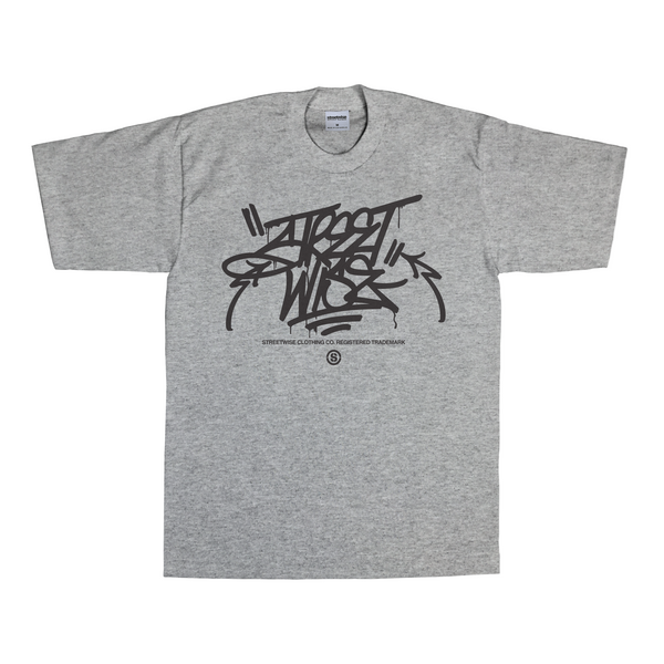 The Hit Up T-Shirt (Gray)