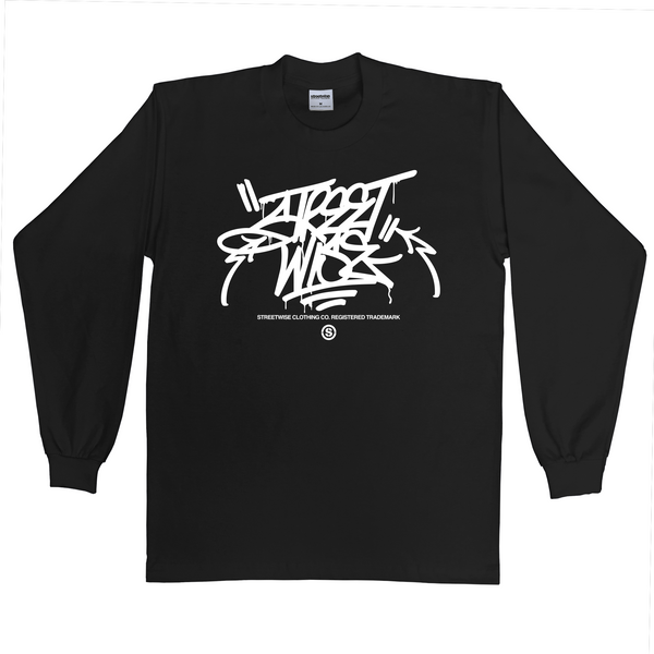 The Hit Up Long Sleeve (Black)