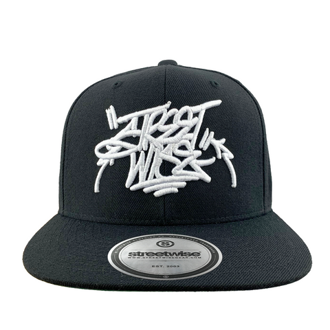 The Hit Up Snapback (Black)