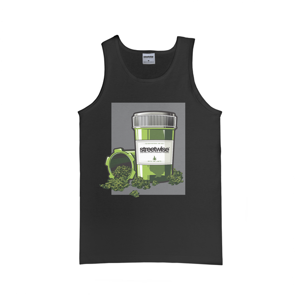 Top Shelf Tank (Black)