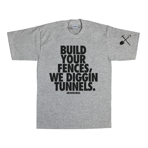 Tunnels T-Shirt (Gray)
