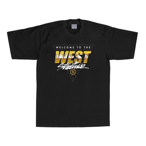 Welcome to the West T-Shirt (Black)