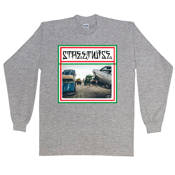 Westside Story Long Sleeve (Gray)