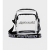 Black Pyramid BP Clear Shoulder Bag