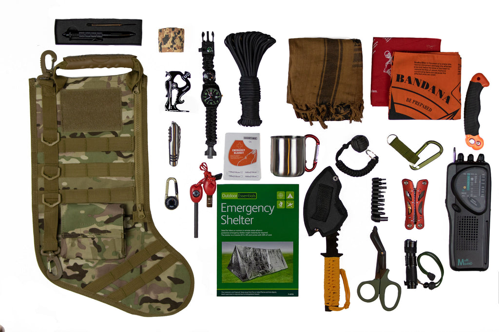 Acme Crate Tactical Stocking Gift Set - Giant