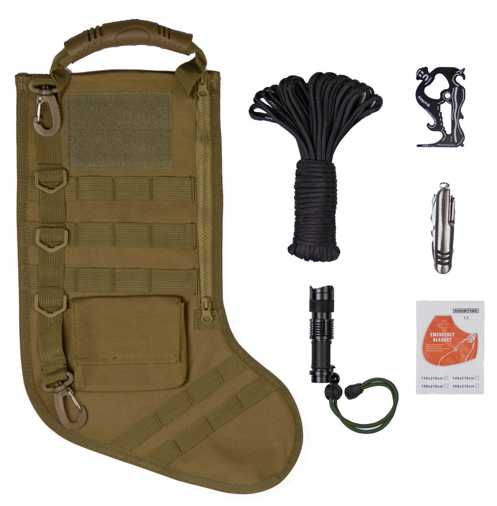 Acme Crate Tactical Stocking Gift Set - Starter