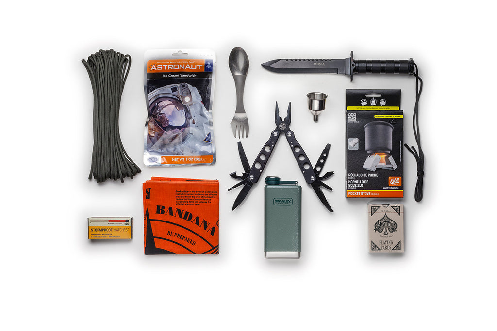 Survival EDC Crate