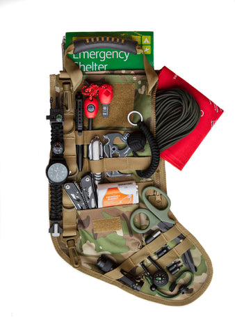 Acme Crate Tactical Stocking Gift Set - Large