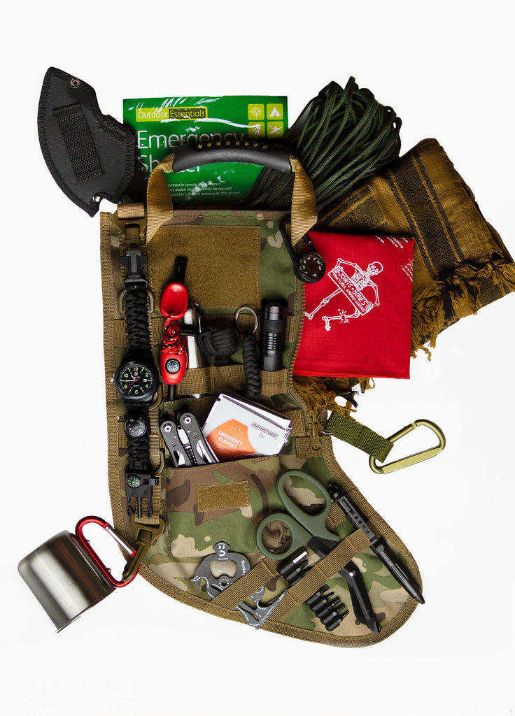 Acme Crate Tactical Stocking Gift Set - X-Large