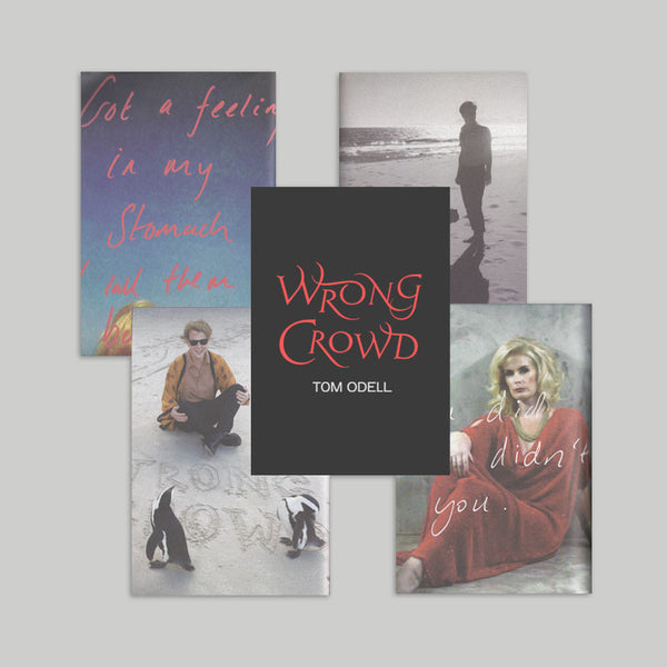 Wrong Crowd Post Card Set