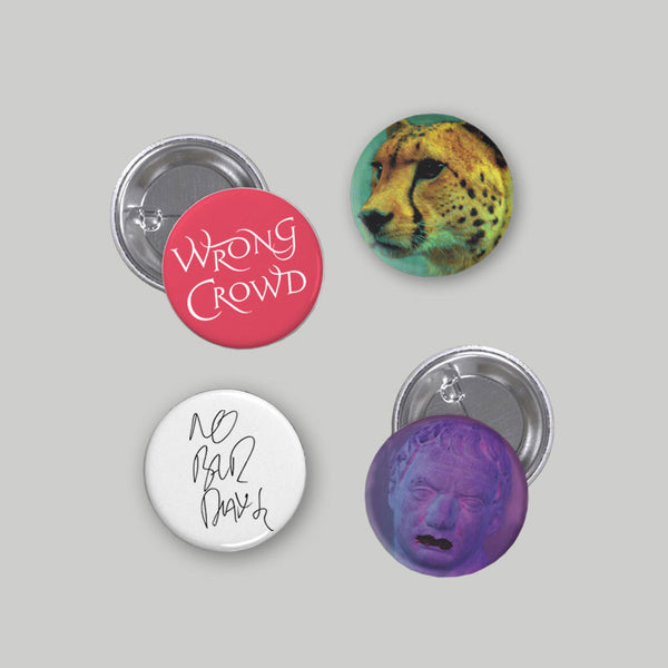 Tom Odell Badge Set