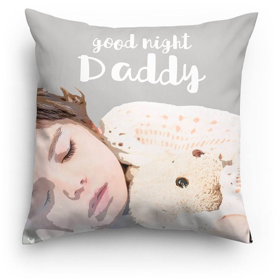 Pin Poster pop art of cute baby boy on custom pillow cover