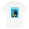 custom and personalized t-shirt with a French Bulldog on it