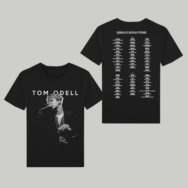 JUBILEE TOUR 2018/19 BLACK T-SHIRT
