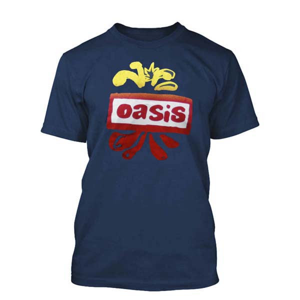 Oasis 2008 Autumn Tour unisex T-Shirt