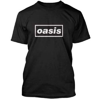 BLACK DEFINITELY MAYBE T-SHIRT