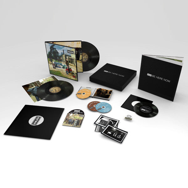 Be Here Now - Super Deluxe Box Set