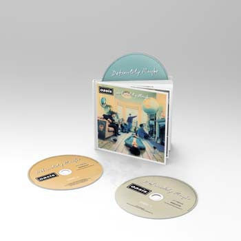 DEFINITELY MAYBE (REMASTERED) - SPECIAL EDITION CD