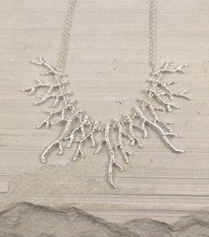 Branches  Necklace