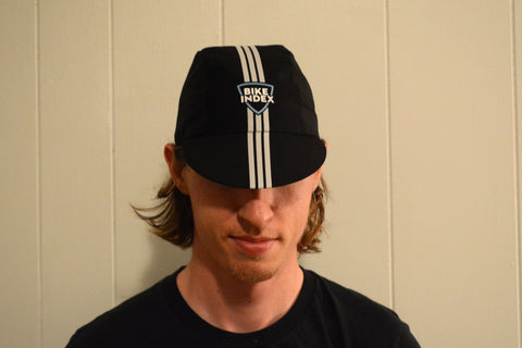 Bike Index Cycling Cap