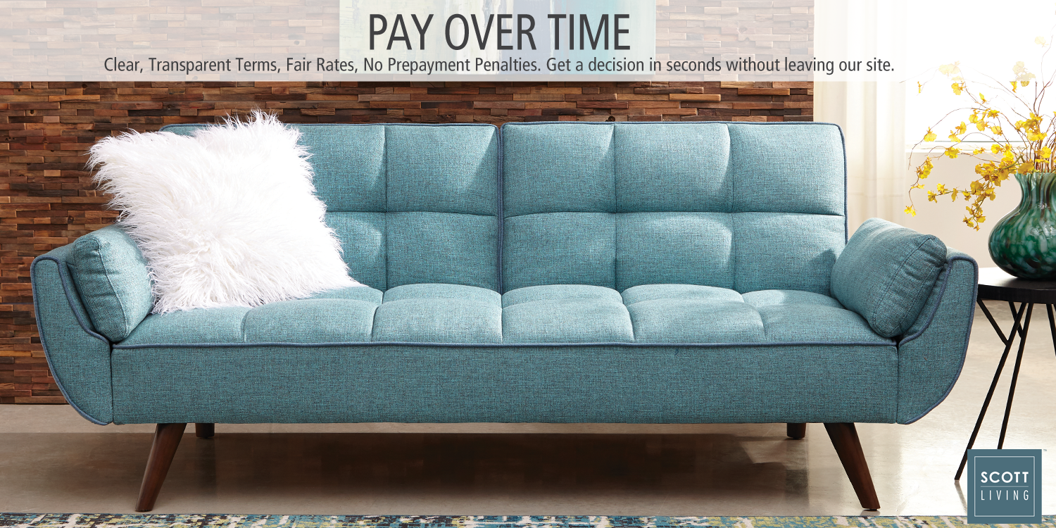 Financing Sofabedcom - Buy a sofa on finance