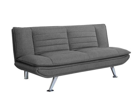 Metal Legs Finished Sofa bed