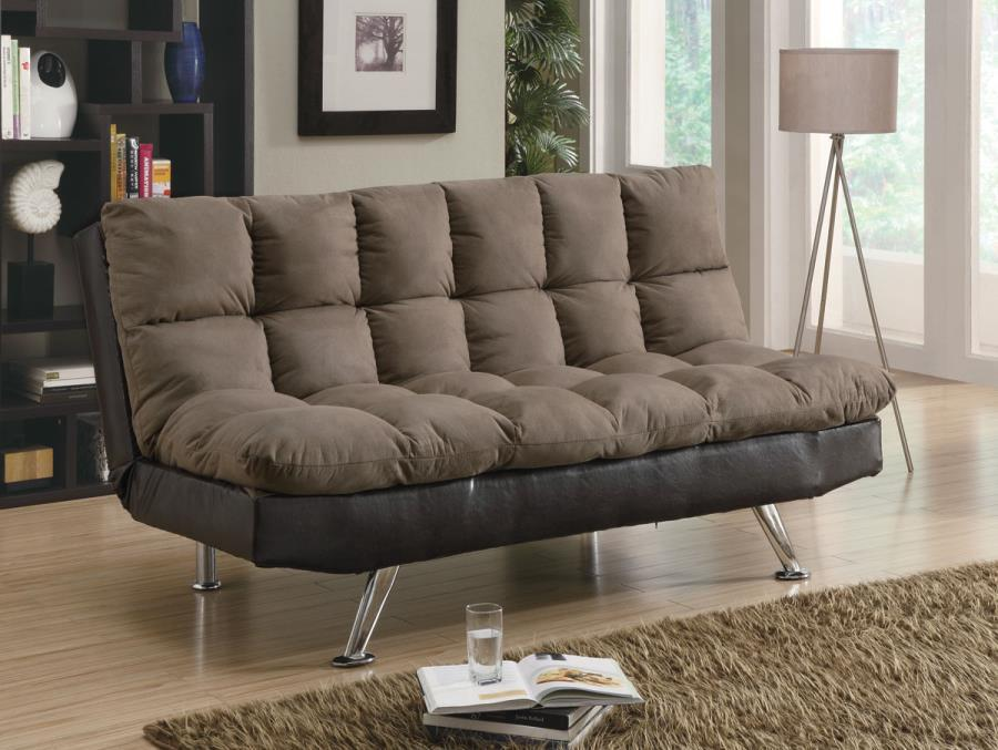 Metal legs Sofa bed-Jennifer Furniture