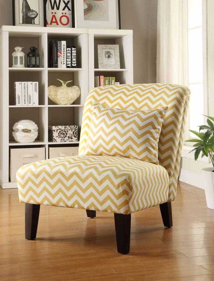 Alyssa ACCENT CHAIR-Jennifer Furniture