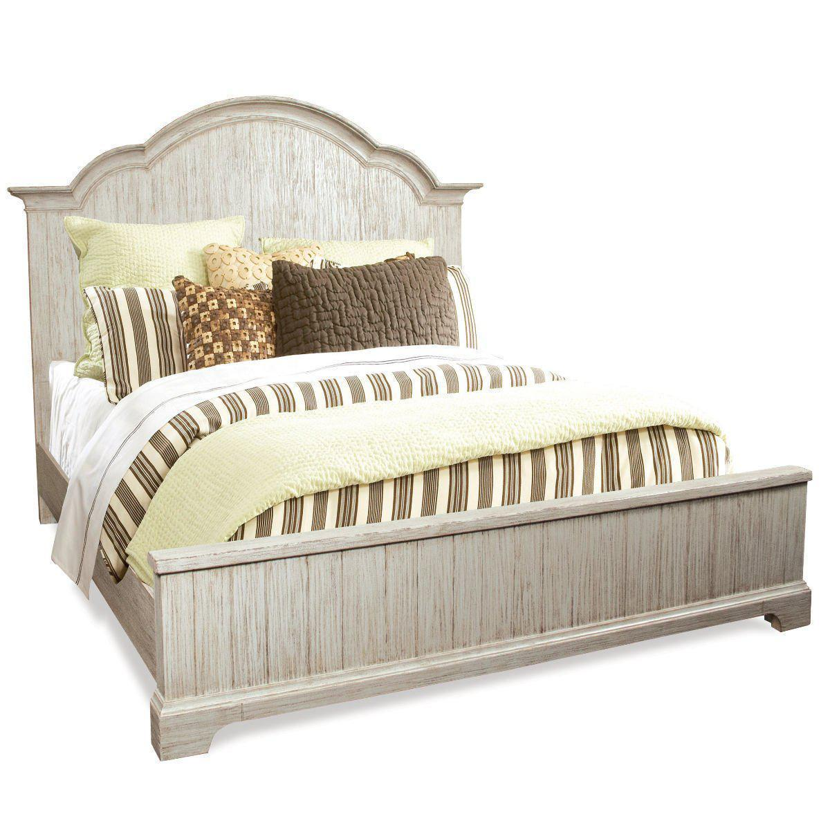 Adeline Panel Bed