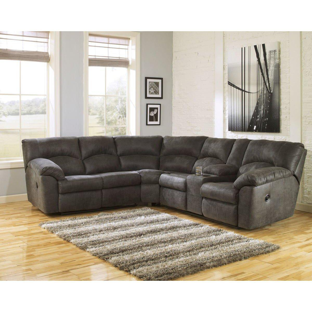 Tambo Sectional & Recliner Set