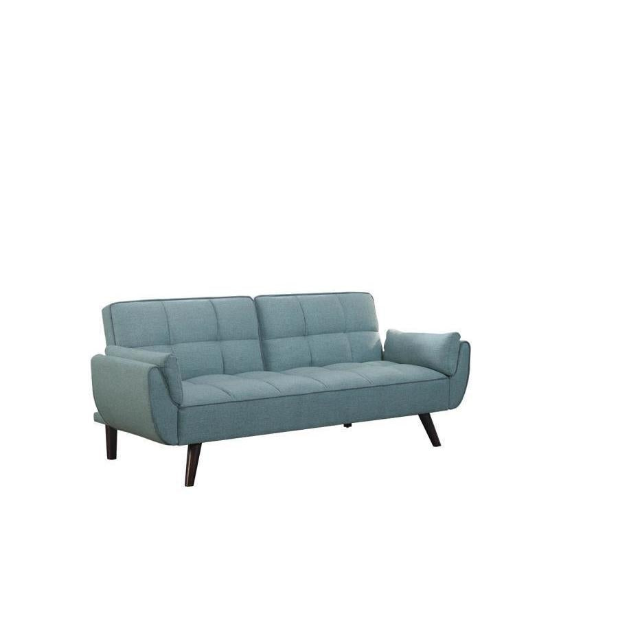 Cheyenne Turquoise Blue Sofa Bed By Scott Living