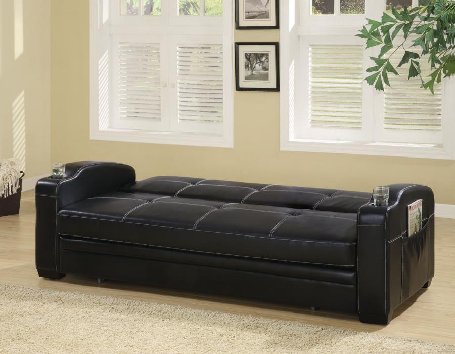 Pull-out sleeper Sofa bed