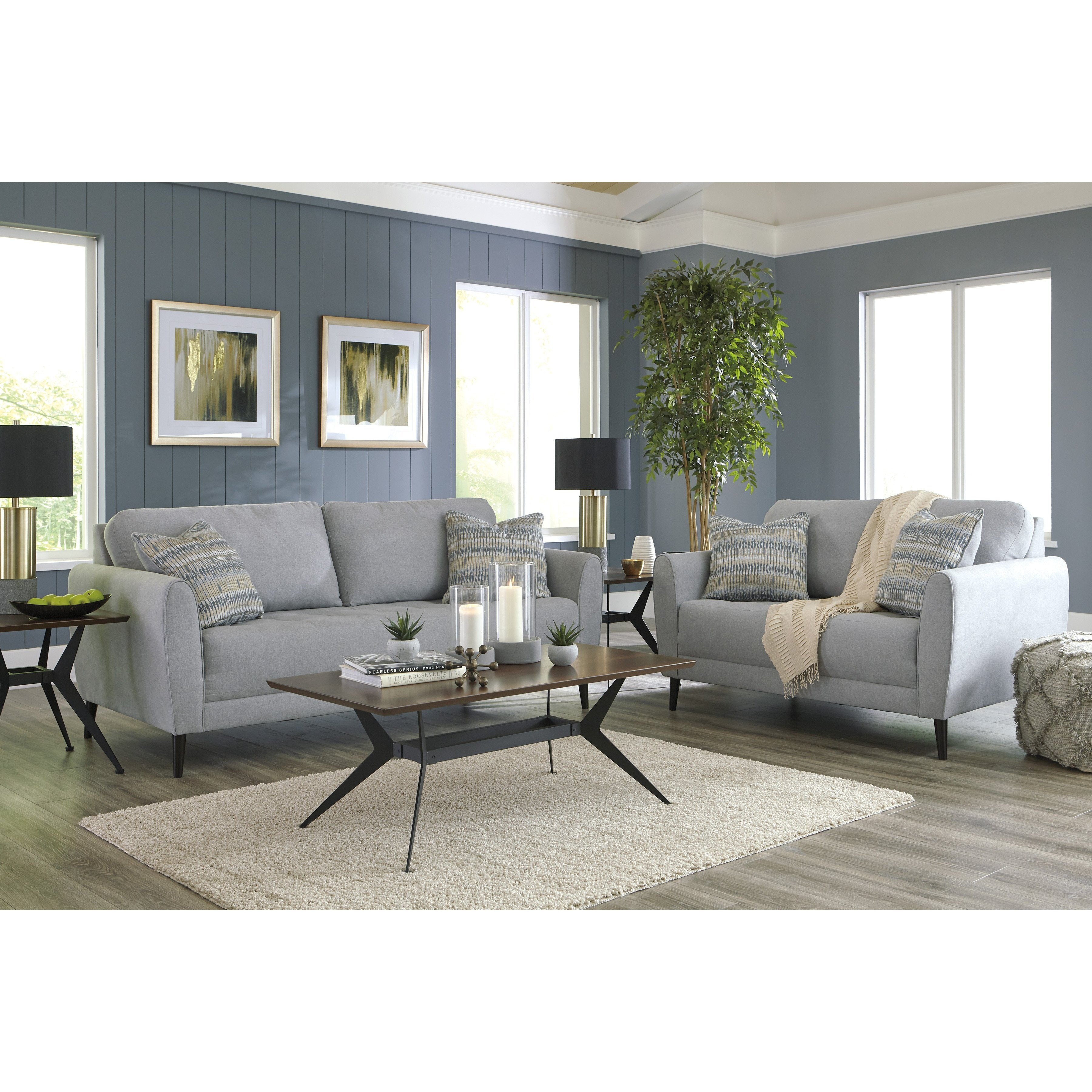Cardallo Living Room Set