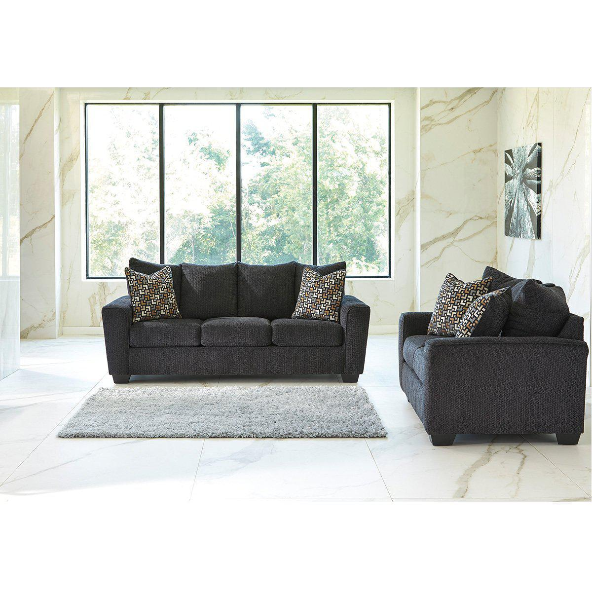 Wixon Sofa and Loveseat