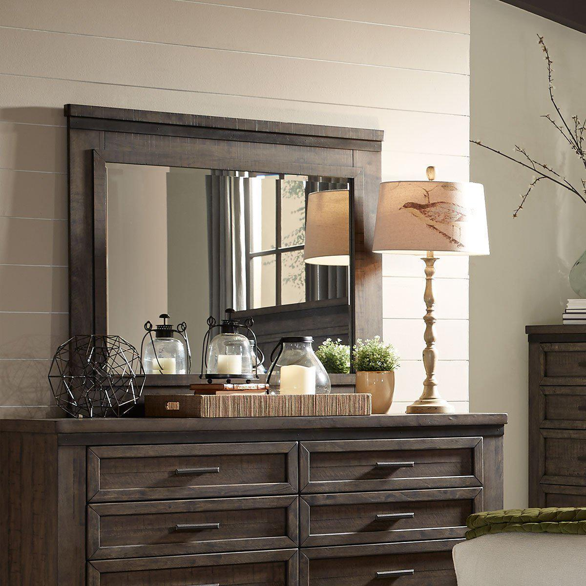 Warewood Mirror