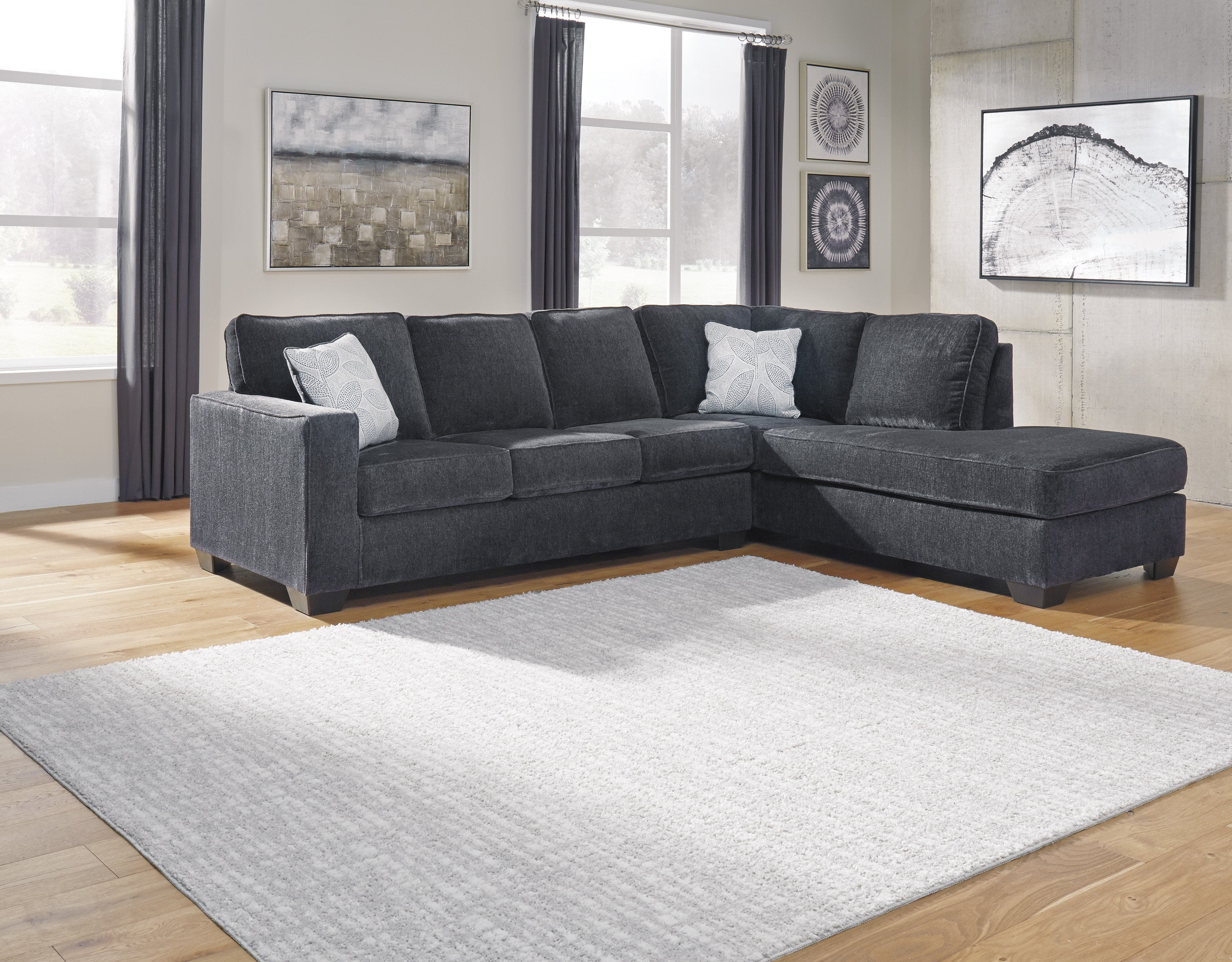 Altari 2 Piece Sectional