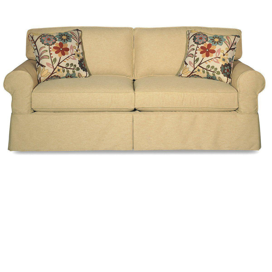 Daisy Slipcovered Loveseat
