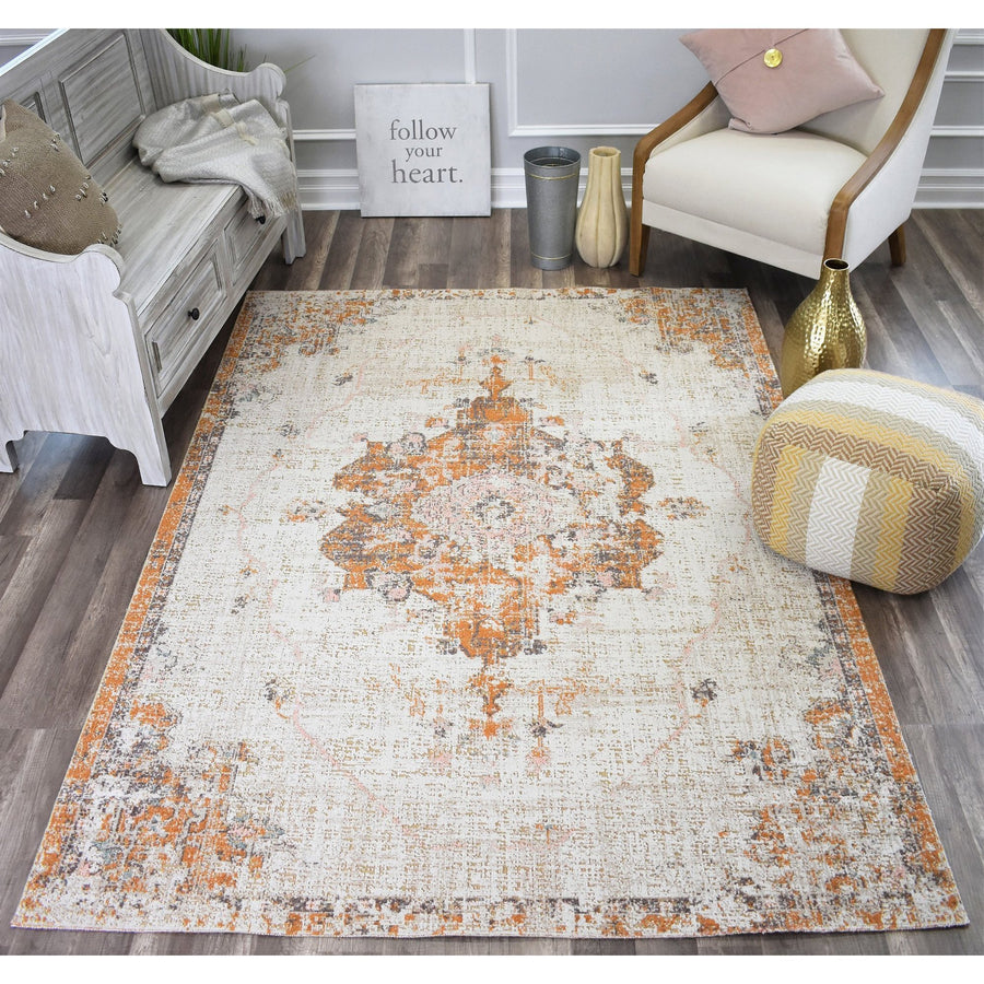 Bend Vintage Contemporary Rug