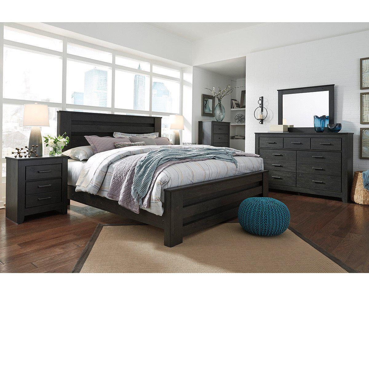 Zachary Bedroom Package
